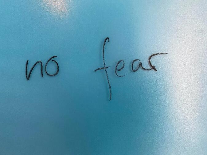 Терапевтический альянс помогает не бояться